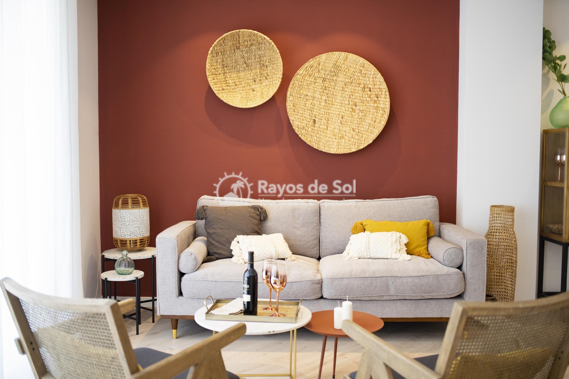 Apartment  in Guardamar del Segura, Costa Blanca (portalmar-tipo-3d) - 5