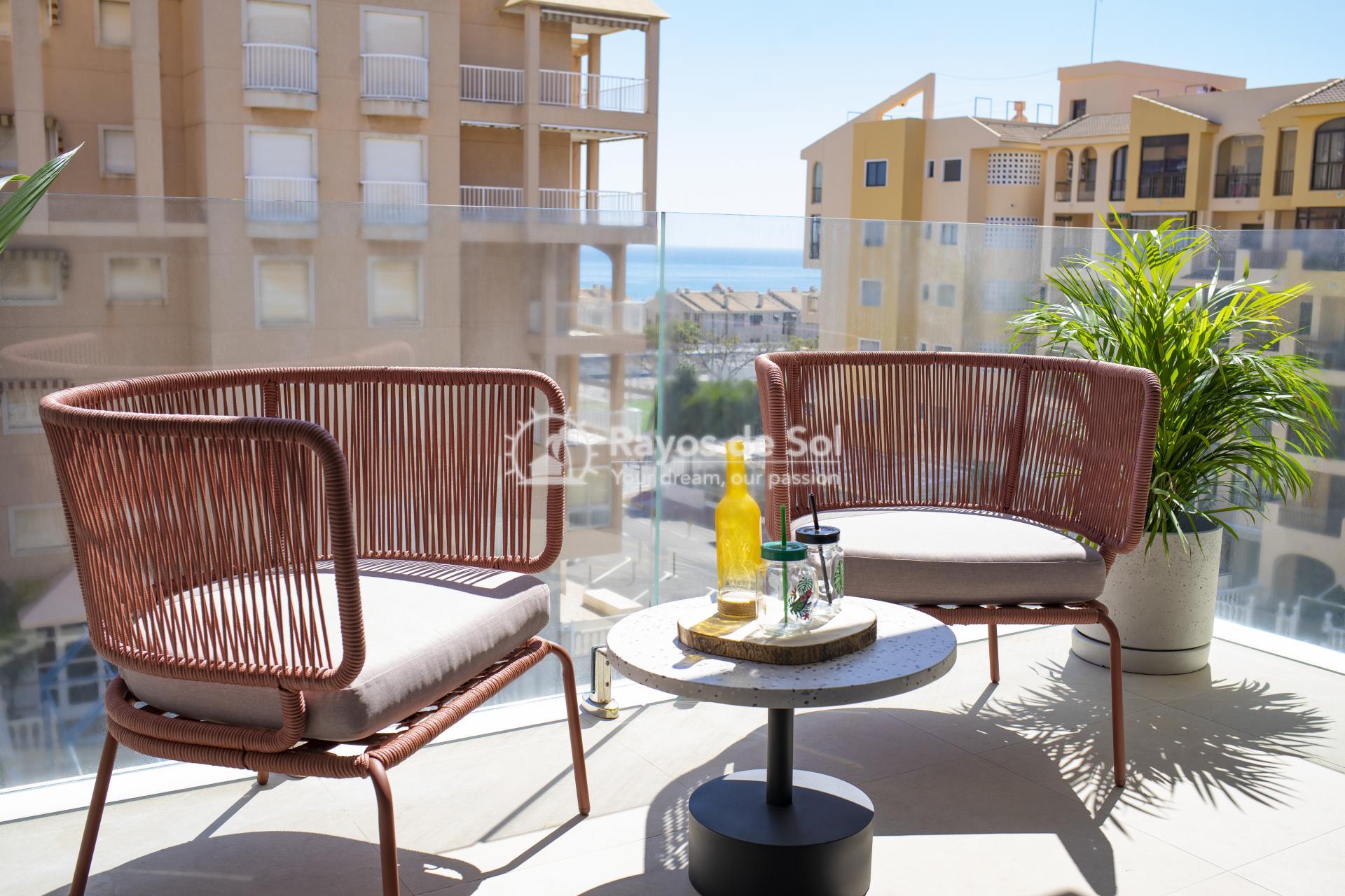 Apartment  in Guardamar del Segura, Costa Blanca (portalmar-tipo-3d) - 25