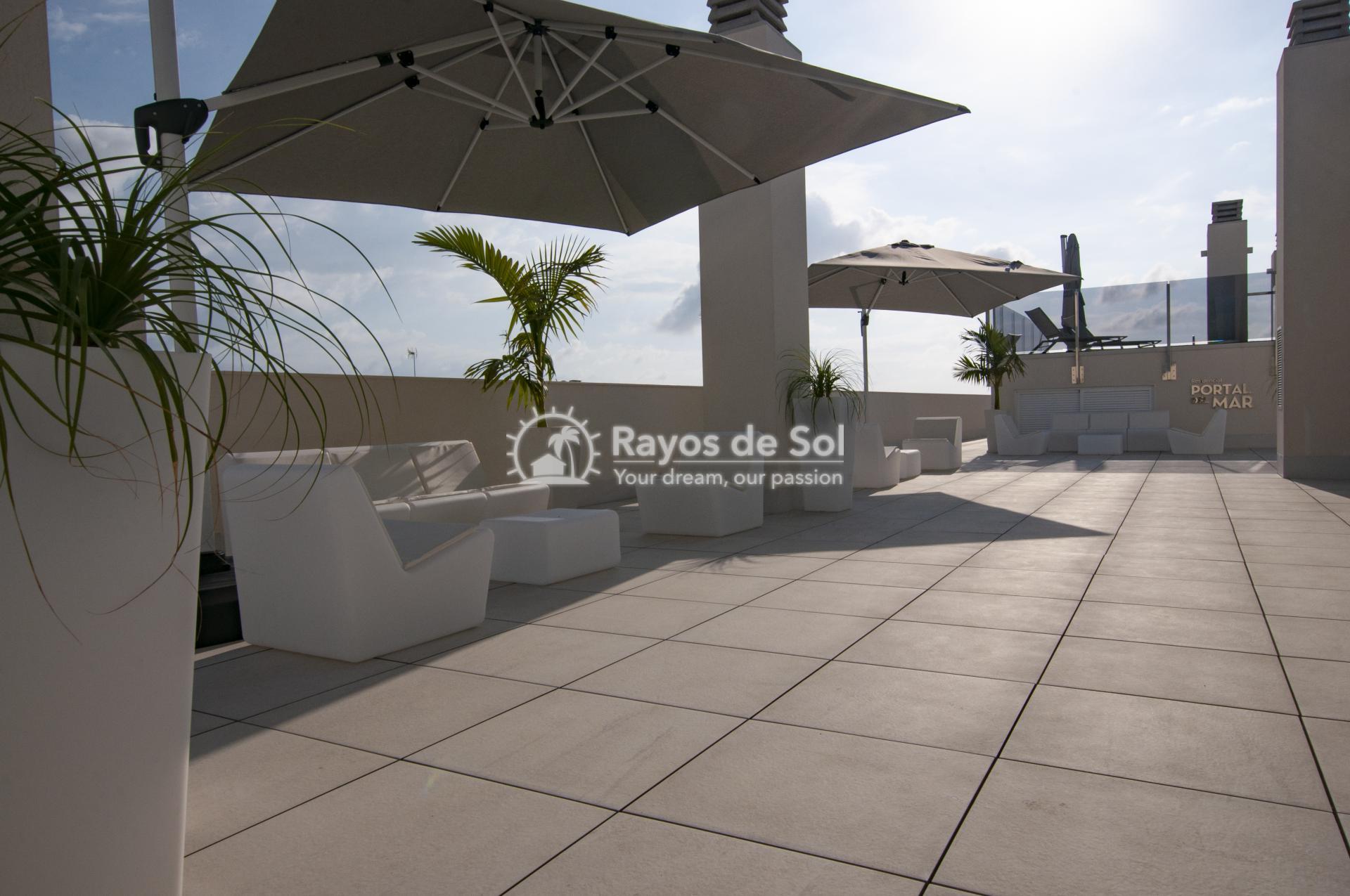 Apartment  in Guardamar del Segura, Costa Blanca (portalmar-tipo-3d) - 50