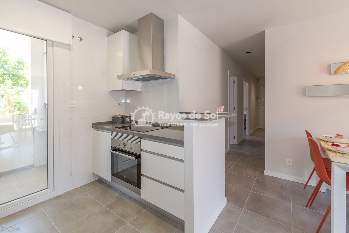 Apartment  in Denia, Costa Blanca North (victoria3-tipo-3d) - 10