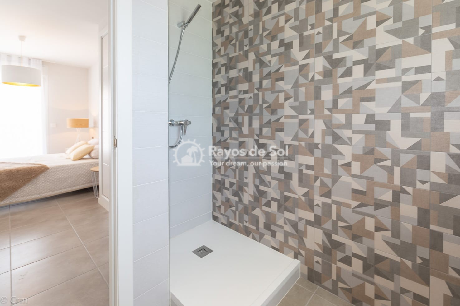 Apartment  in Denia, Costa Blanca North (victoria3-tipo-3d) - 18