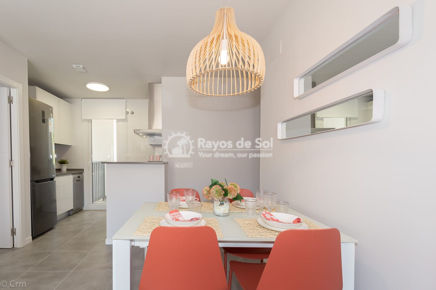 Apartment  in Denia, Costa Blanca North (victoria3-tipo-3d) - 7