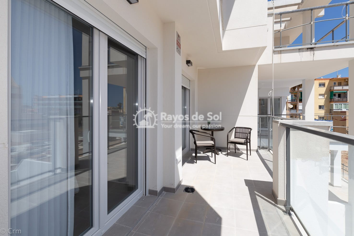 Apartment  in Denia, Costa Blanca North (victoria3-tipo-3d) - 22