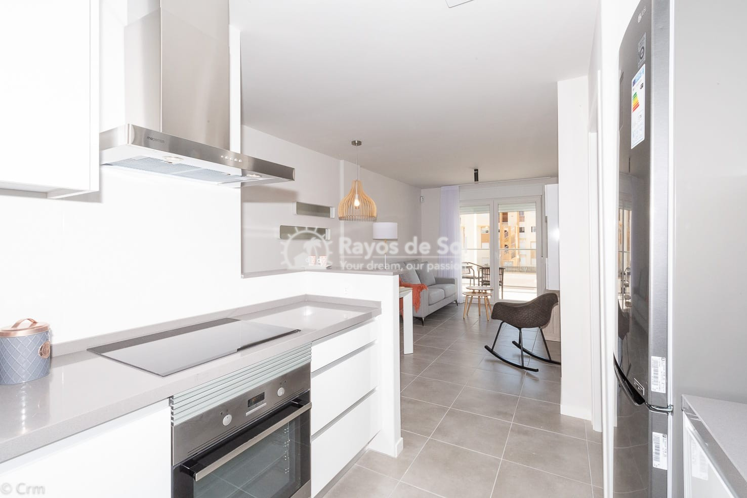 Apartment  in Denia, Costa Blanca North (victoria3-tipo-3d) - 11