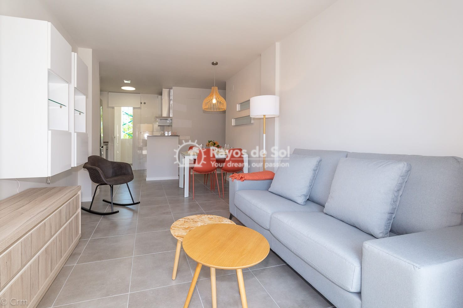 Apartment  in Denia, Costa Blanca North (victoria3-tipo-3d) - 5