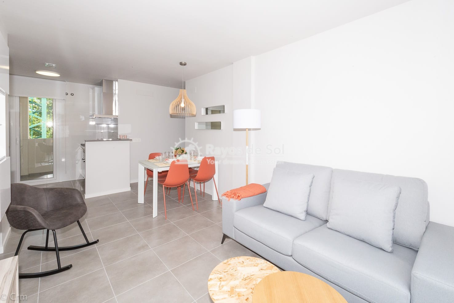 Apartment  in Denia, Costa Blanca North (victoria3-tipo-3d) - 3
