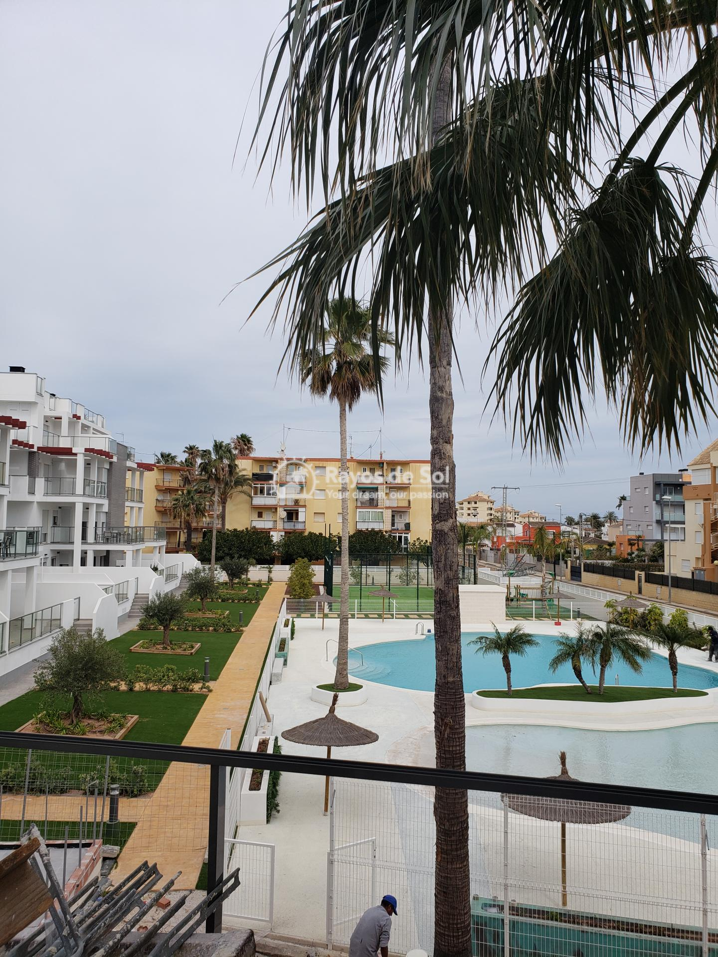 Apartment  in Denia, Costa Blanca North (victoria3-tipo-3d) - 25