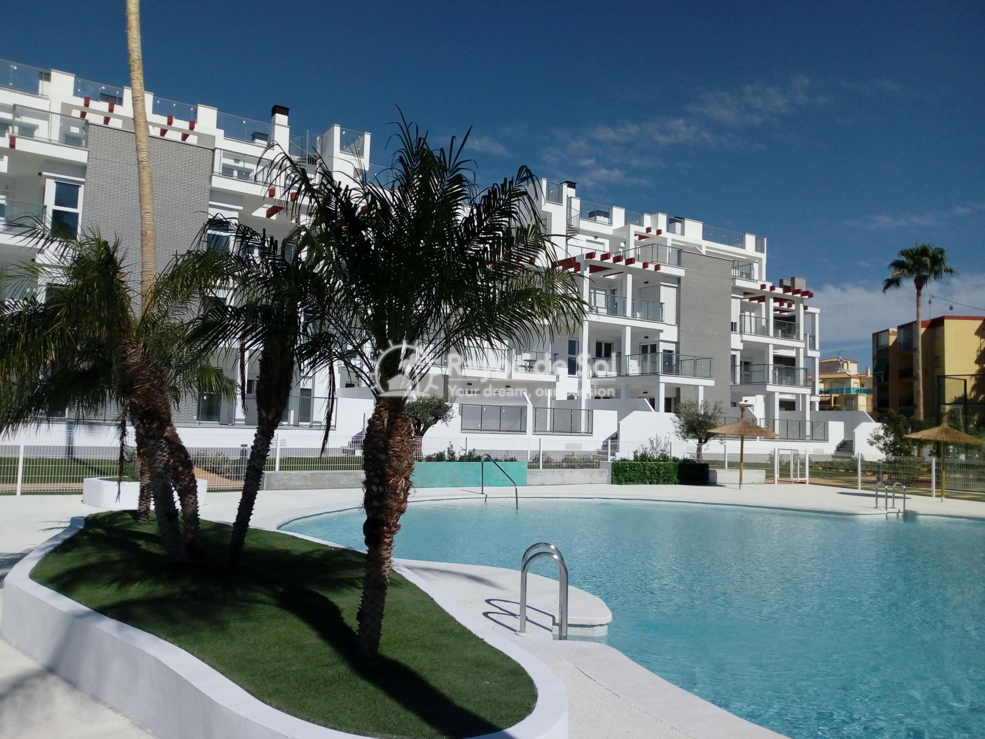 Apartment  in Denia, Costa Blanca North (victoria3-tipo-3d) - 26