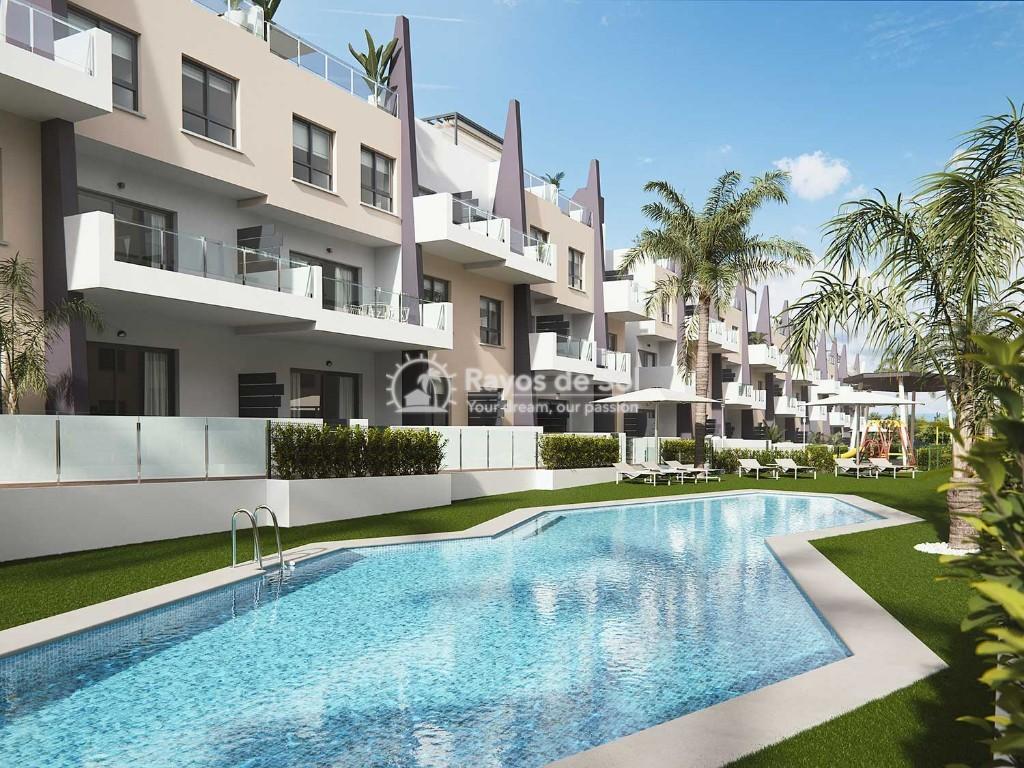 Apartment  in Torre de la Horadada, Pilar de la Horadada, Costa Blanca (bianca-bajo-2d) - 1