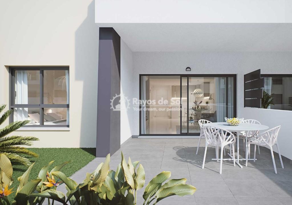 Apartment  in Torre de la Horadada, Pilar de la Horadada, Costa Blanca (bianca-bajo-3d) - 2