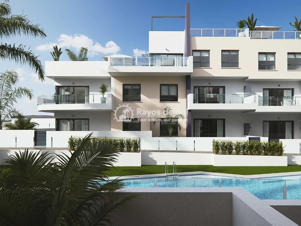 Apartment  in Torre de la Horadada, Pilar de la Horadada, Costa Blanca (bianca-bajo-3d) - 6