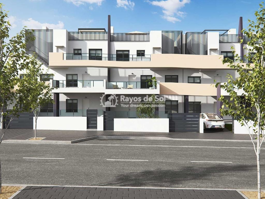 Apartment  in Torre de la Horadada, Pilar de la Horadada, Costa Blanca (bianca-bajo-3d) - 9