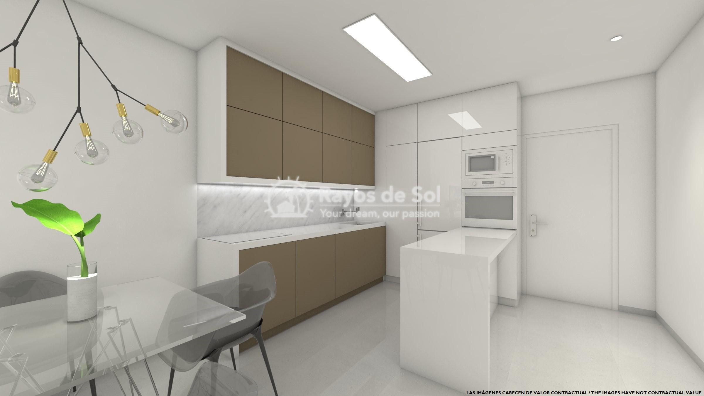 Apartment  in Torre de la Horadada, Pilar de la Horadada, Costa Blanca (bianca-bajo-3d) - 5