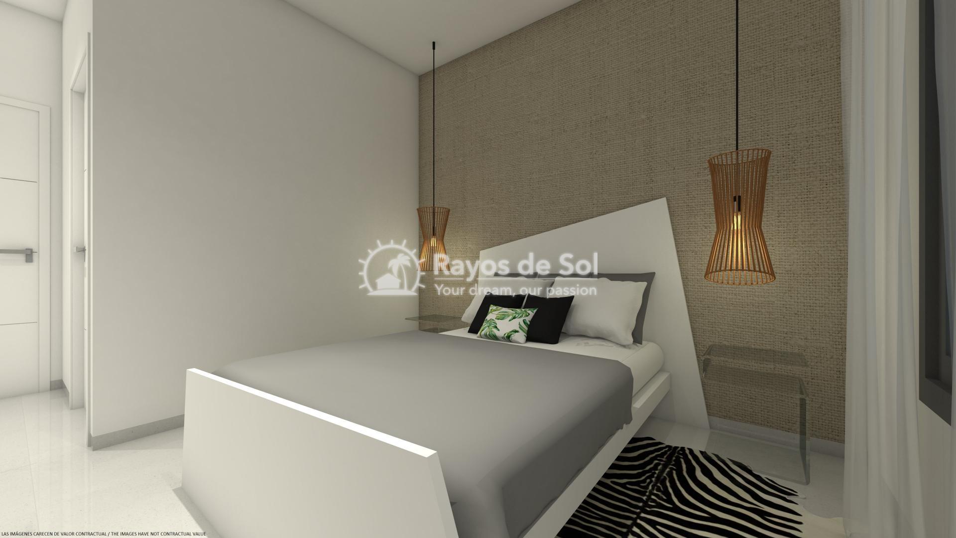 Apartment  in Torre de la Horadada, Pilar de la Horadada, Costa Blanca (bianca-bajo-3d) - 7