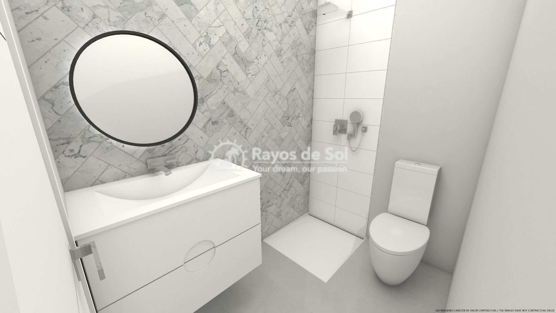 Apartment  in Torre de la Horadada, Pilar de la Horadada, Costa Blanca (bianca-bajo-3d) - 8