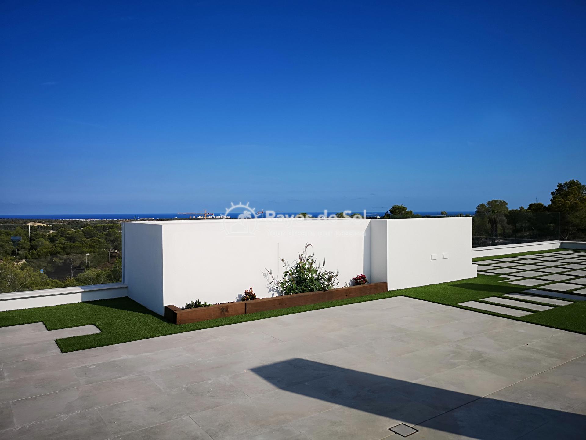 Villa  in Las Colinas, Orihuela Costa, Costa Blanca (orquidea-onestorey) - 35