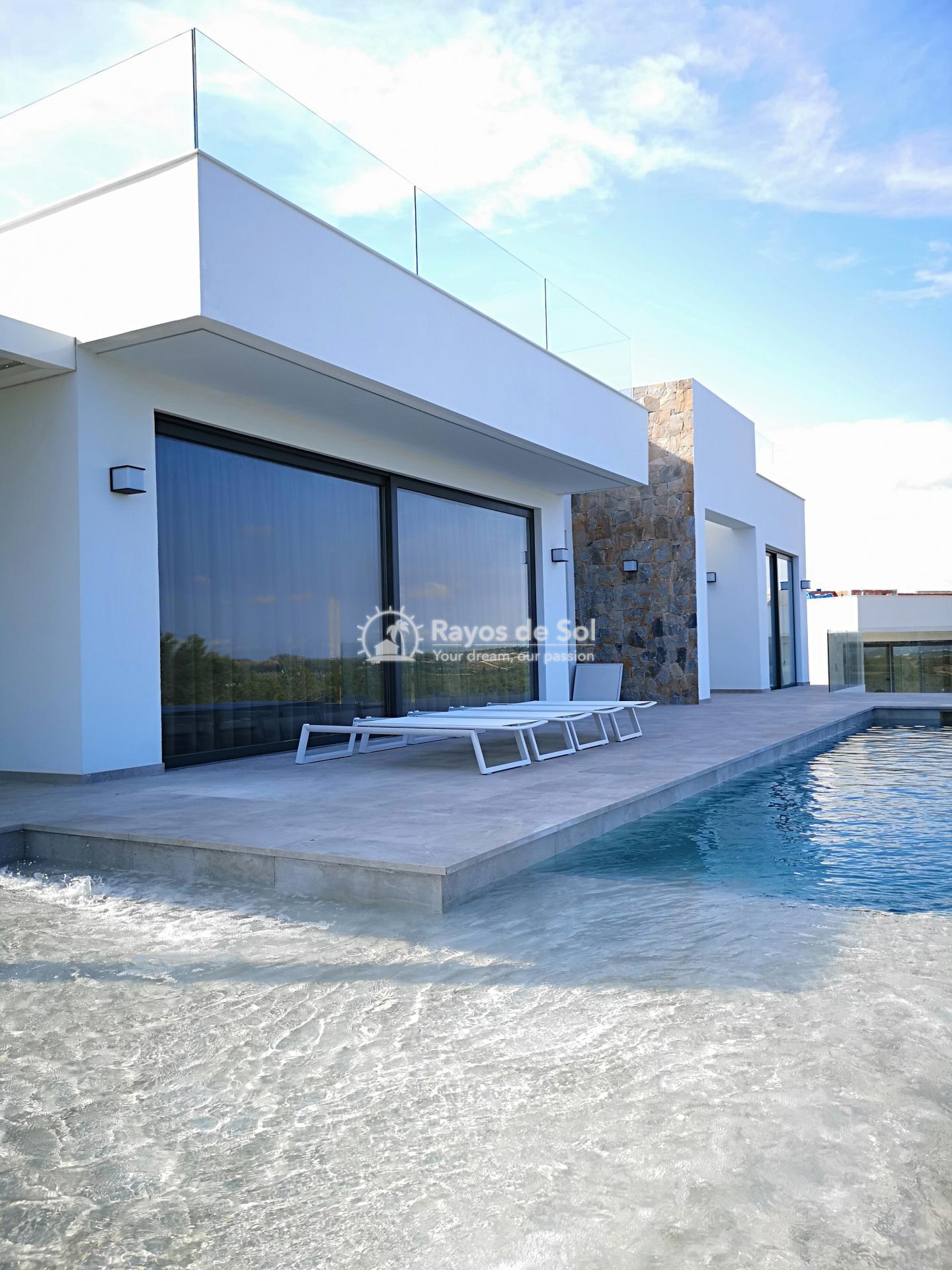 Villa  in Las Colinas, Orihuela Costa, Costa Blanca (orquidea-onestorey) - 1