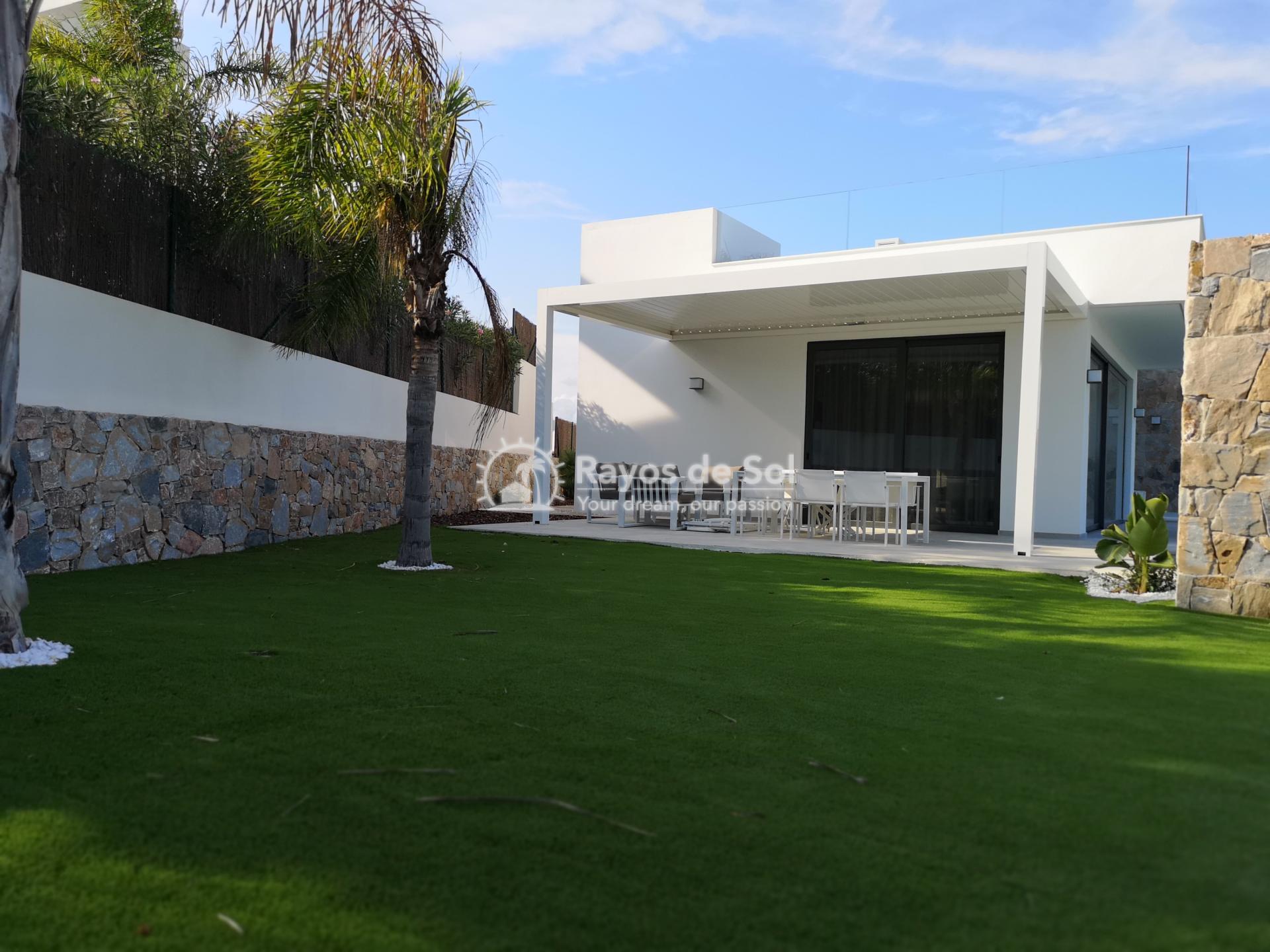 Villa  in Las Colinas, Orihuela Costa, Costa Blanca (orquidea-onestorey) - 3