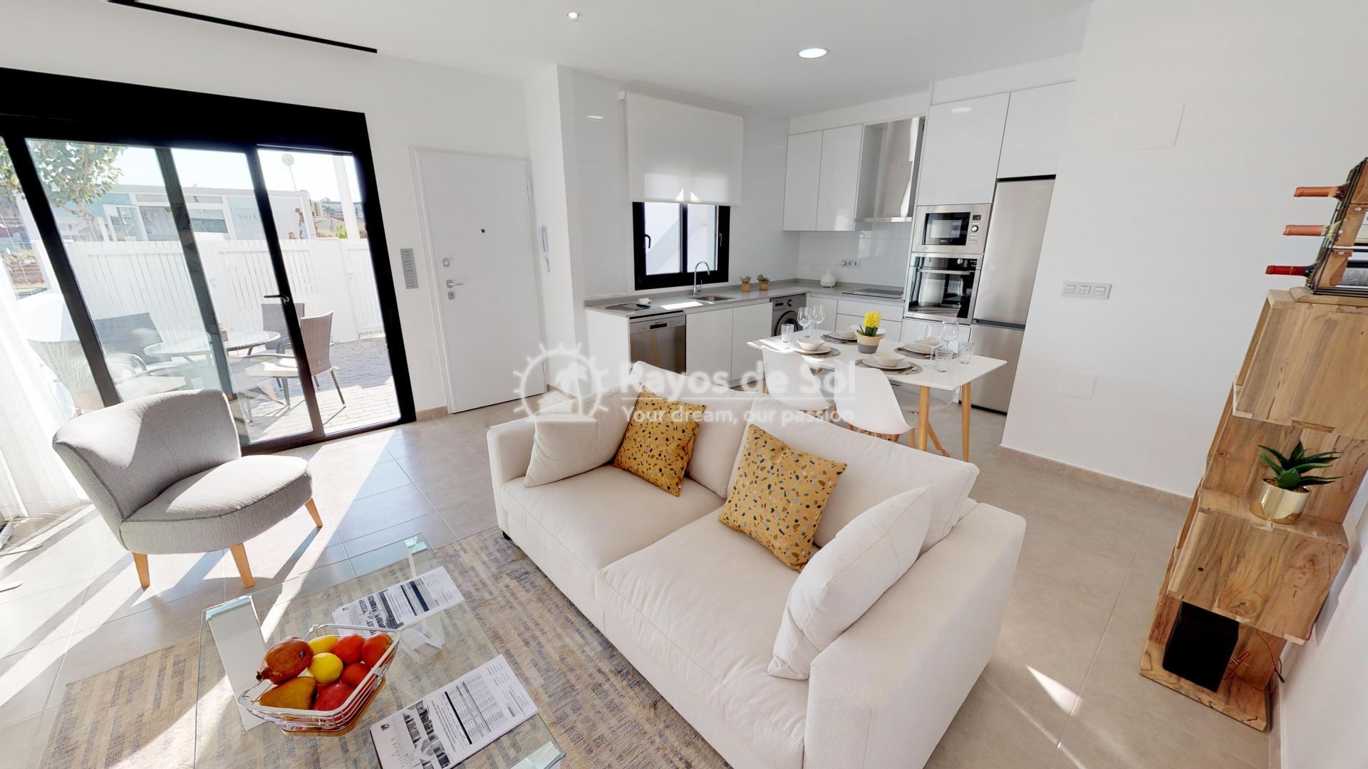 Ground Floor Apartment  in San Pedro del Pinatar, Costa Cálida (villamar1-bajo) - 2