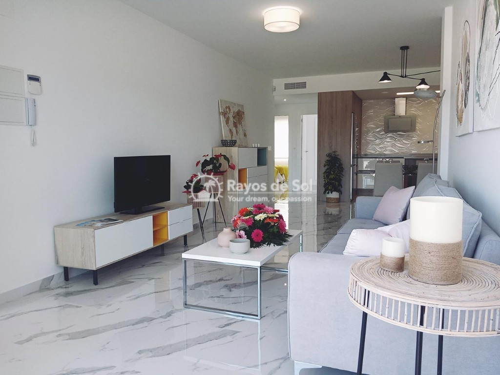 Ground Floor Apartment  in Benijofar, Costa Blanca (torregolf-bajo) - 7