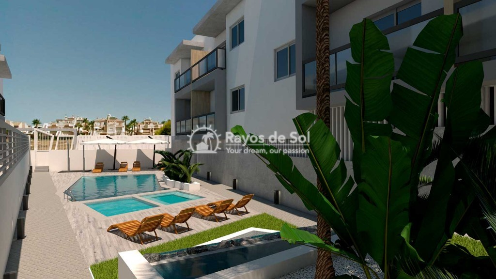 Ground Floor Apartment  in Benijofar, Costa Blanca (torregolf-bajo) - 35