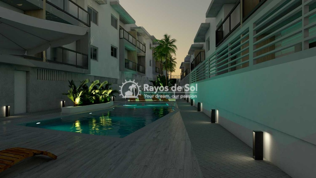 Ground Floor Apartment  in Benijofar, Costa Blanca (torregolf-bajo) - 36