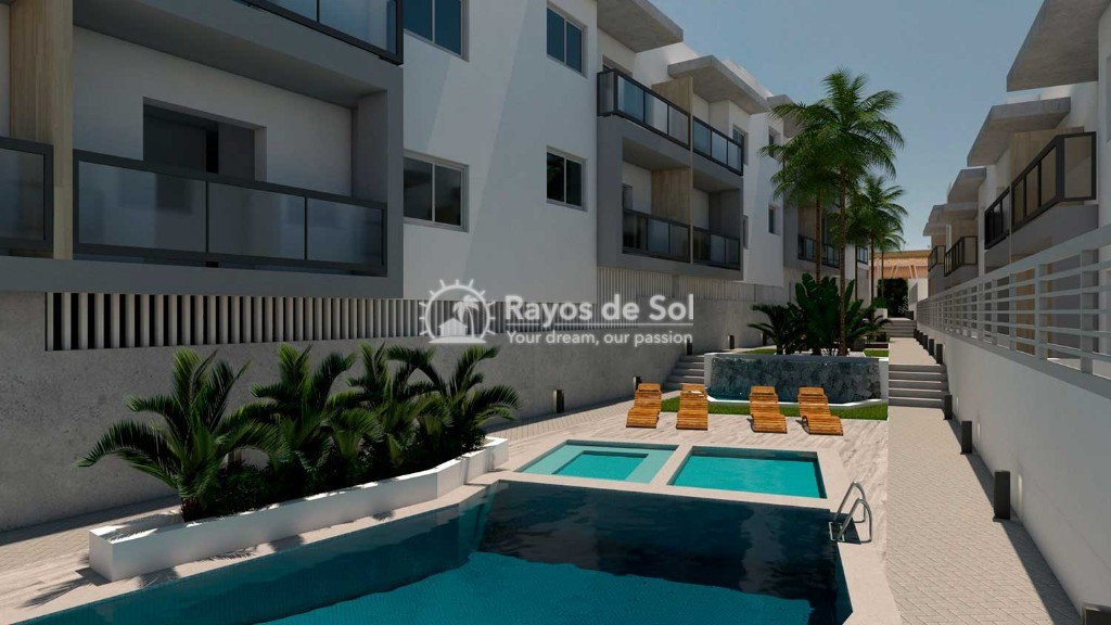 Ground Floor Apartment  in Benijofar, Costa Blanca (torregolf-bajo) - 39