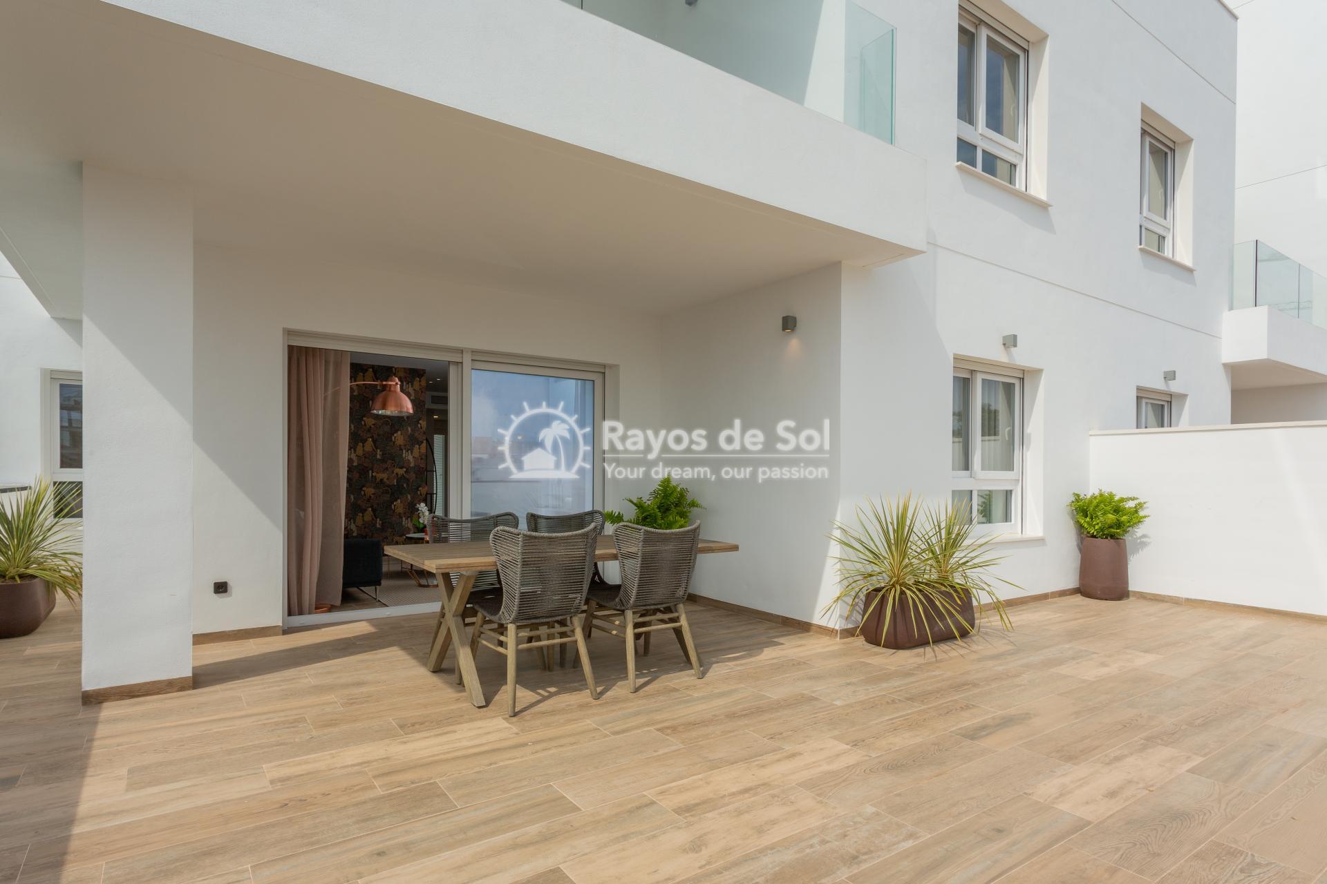 Apartment  in Punta Prima, Orihuela Costa, Costa Blanca (bali-bajo-3d) - 1