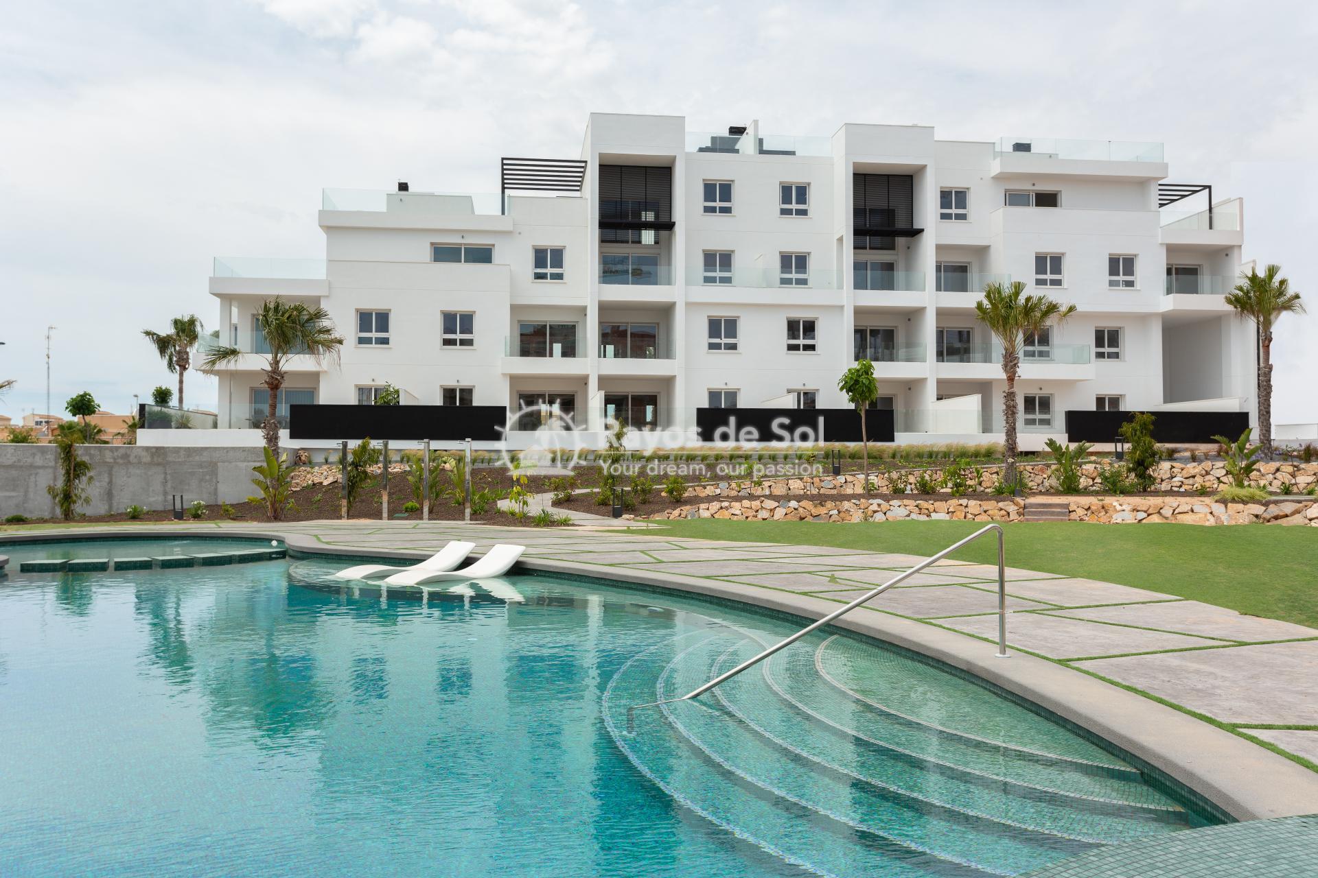 Apartment  in Punta Prima, Orihuela Costa, Costa Blanca (bali-apartamento-2d) - 1
