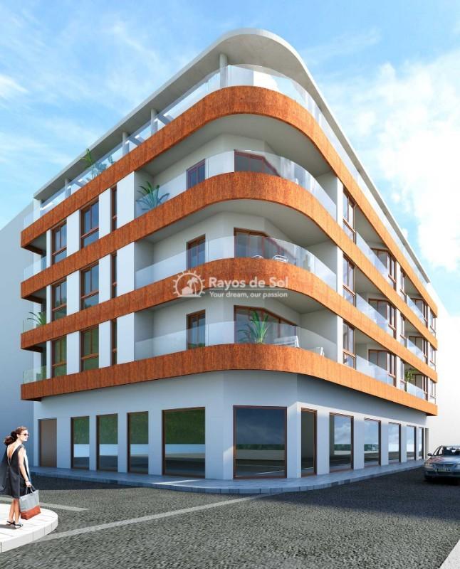 Apartment  in Torrevieja, Costa Blanca (polonia-apartamento) - 1