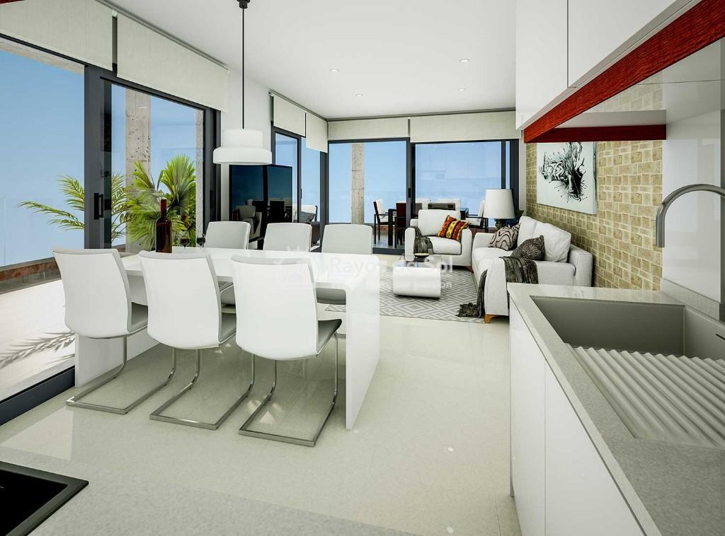 Apartment  in Torrevieja, Costa Blanca (polonia-apartamento) - 3