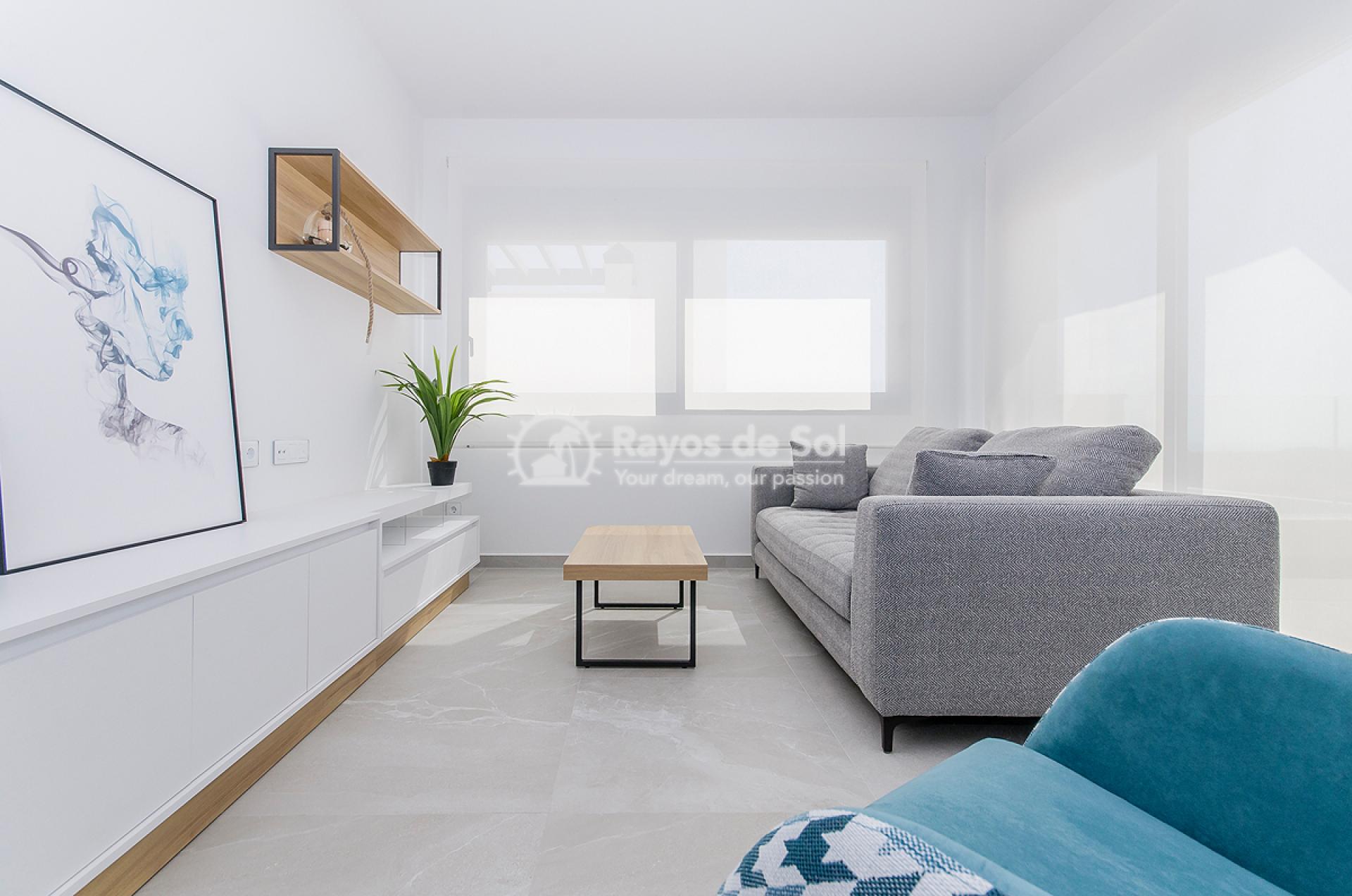 Ground Floor Apartment  in San Miguel de las Salinas, Costa Blanca (bellavista-bajo) - 2