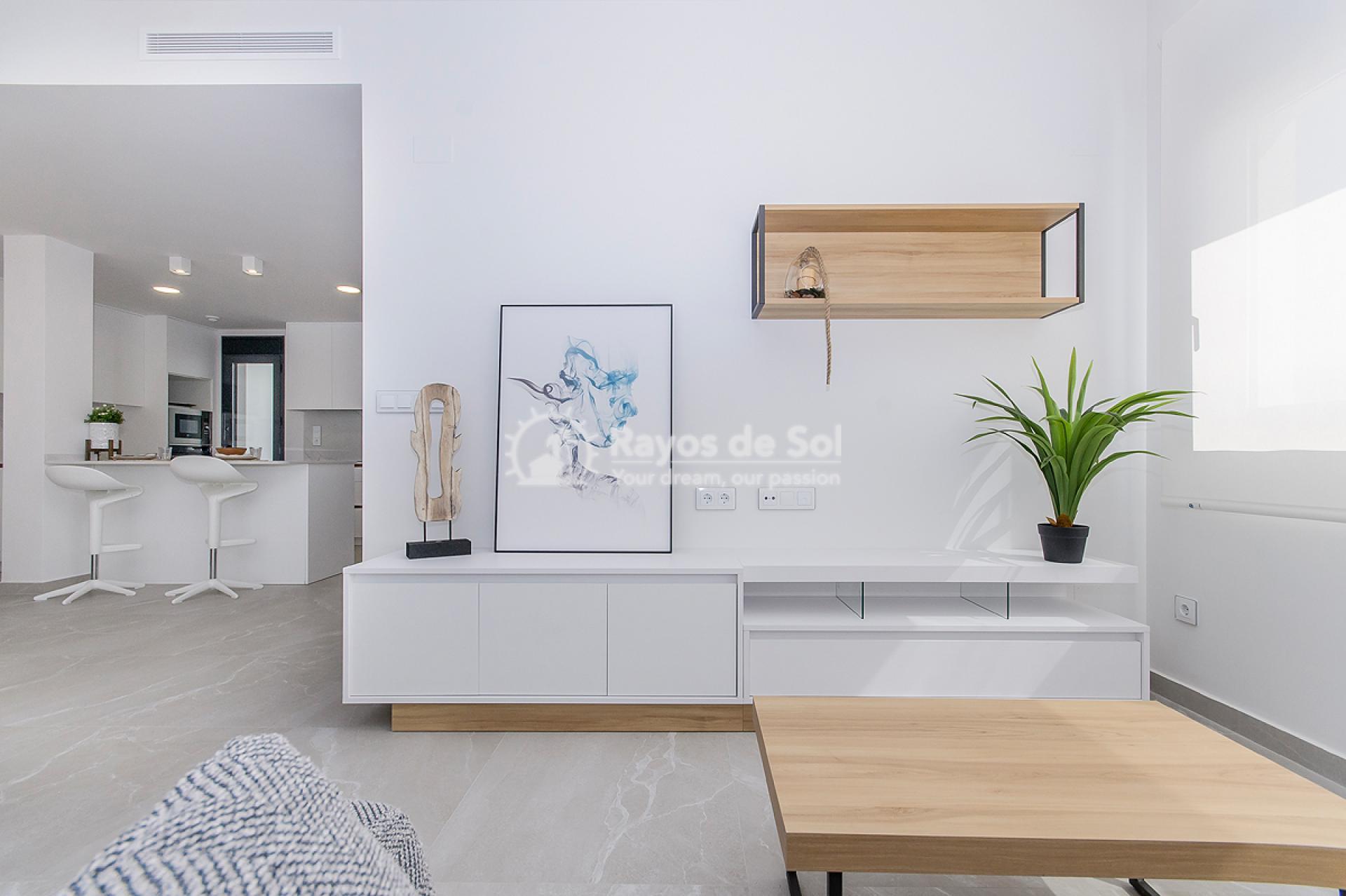 Ground Floor Apartment  in San Miguel de las Salinas, Costa Blanca (bellavista-alto) - 5
