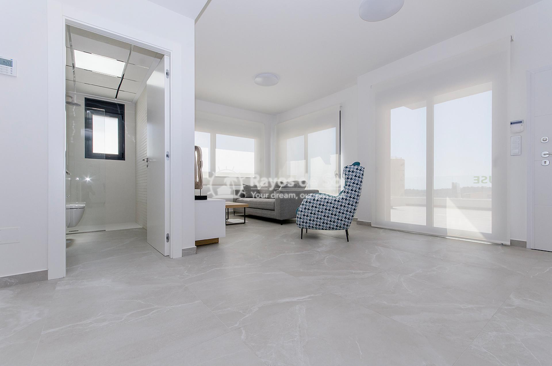Ground Floor Apartment  in San Miguel de las Salinas, Costa Blanca (bellavista-alto) - 7