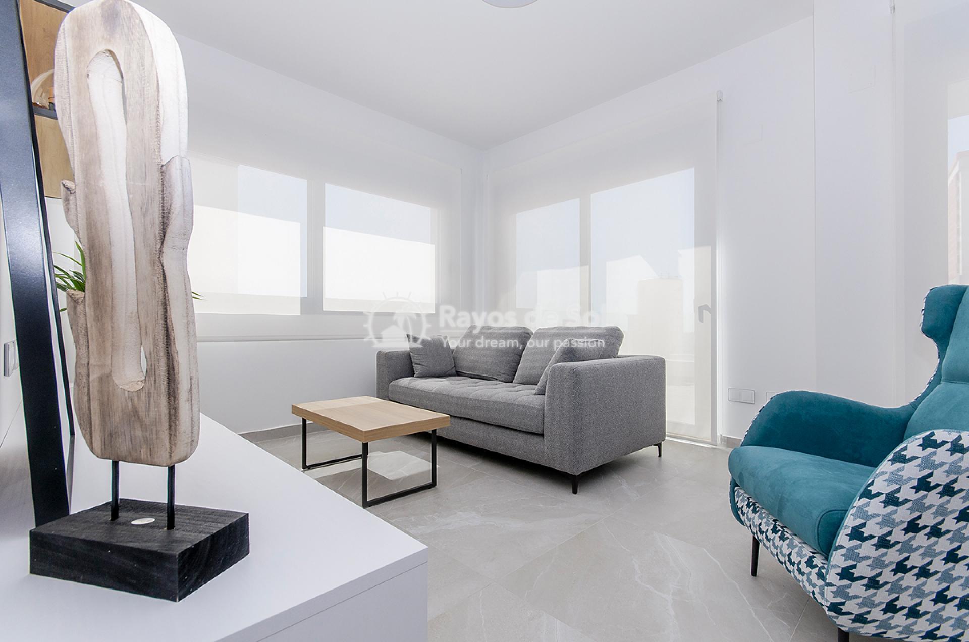 Ground Floor Apartment  in San Miguel de las Salinas, Costa Blanca (bellavista-alto) - 3
