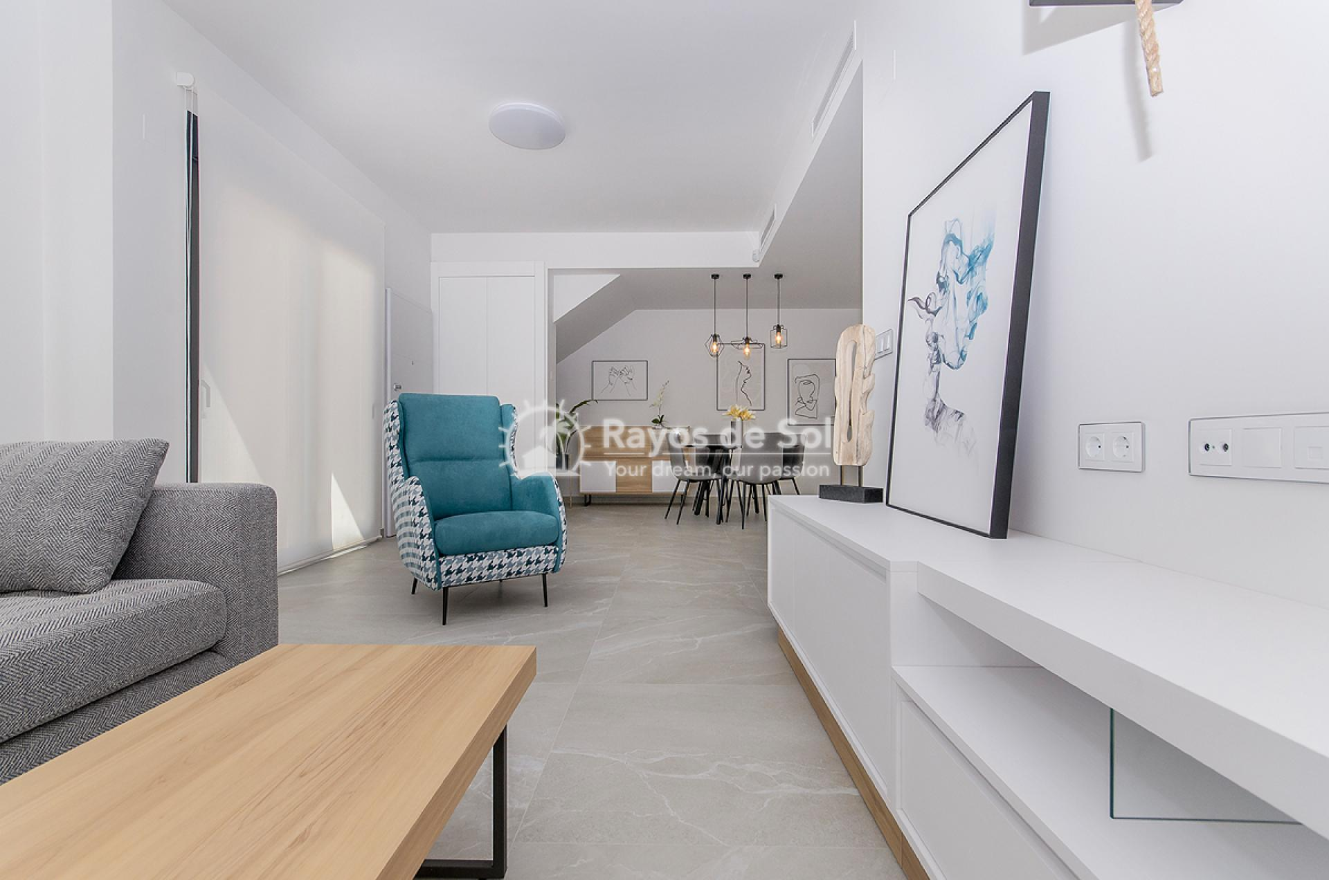 Ground Floor Apartment  in San Miguel de las Salinas, Costa Blanca (bellavista-alto) - 6