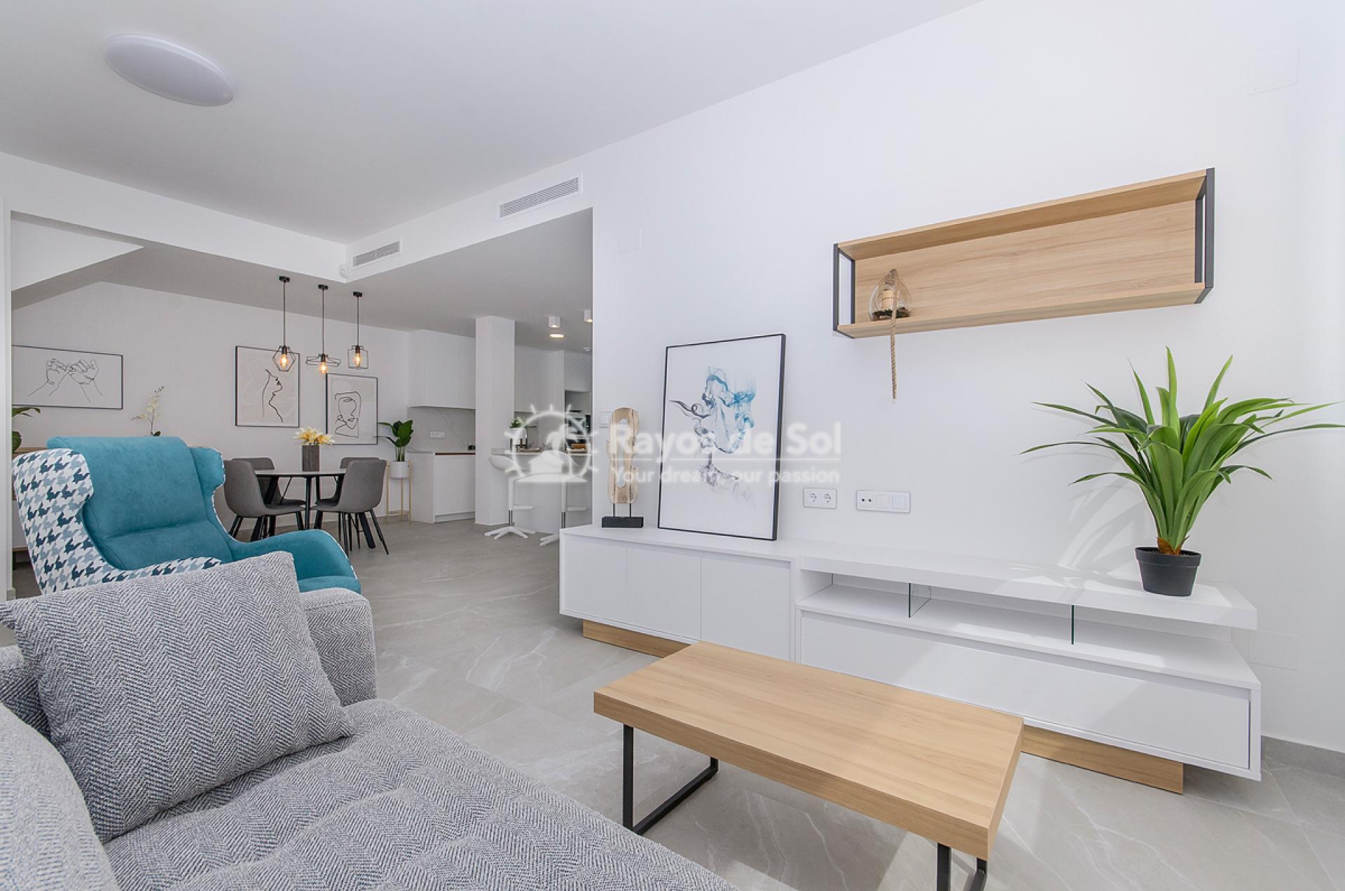 Ground Floor Apartment  in San Miguel de las Salinas, Costa Blanca (bellavista-alto) - 4