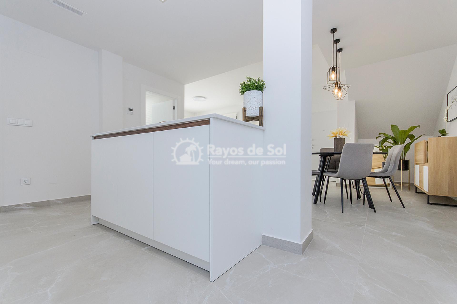 Ground Floor Apartment  in San Miguel de las Salinas, Costa Blanca (bellavista-alto) - 11