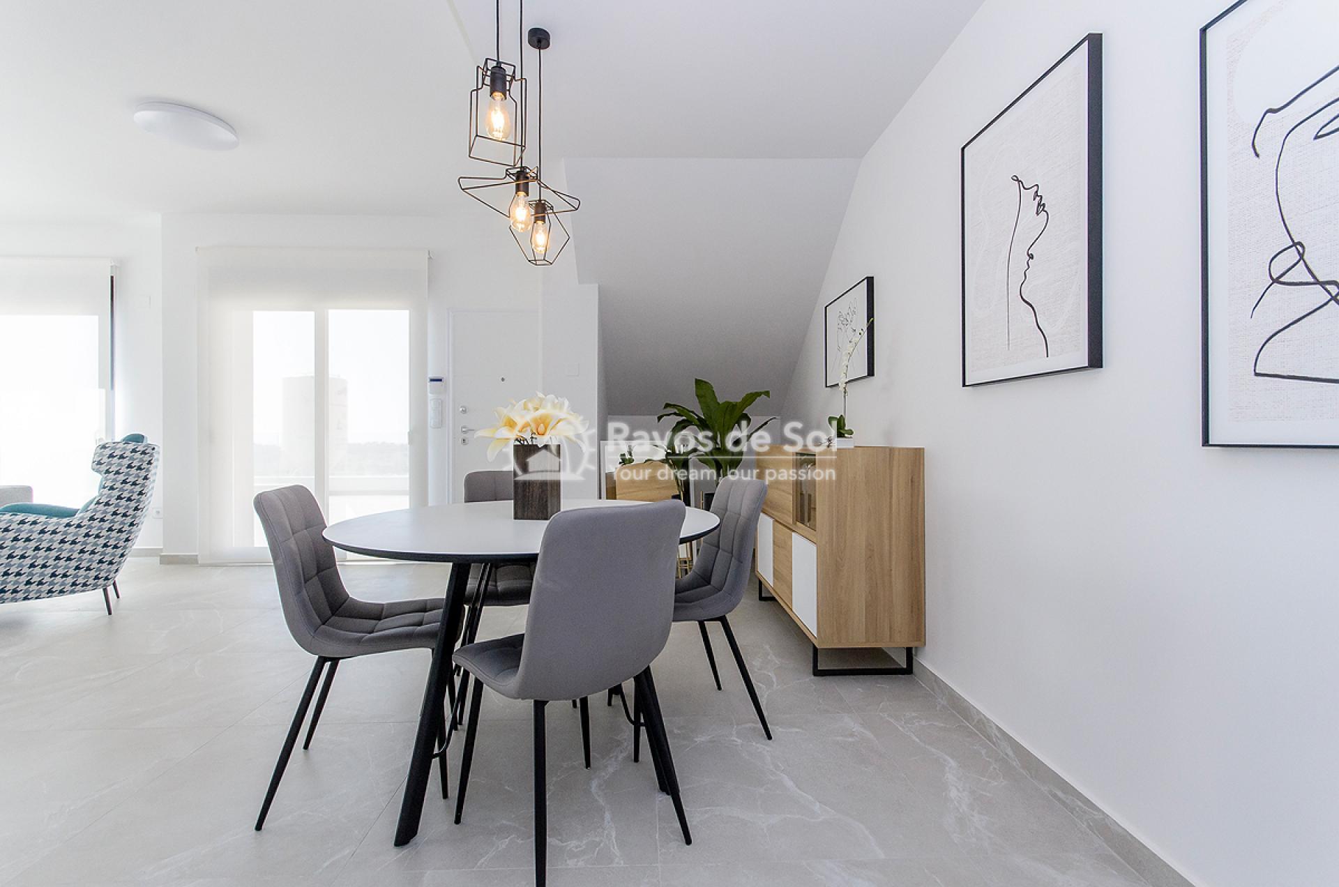 Ground Floor Apartment  in San Miguel de las Salinas, Costa Blanca (bellavista-alto) - 9