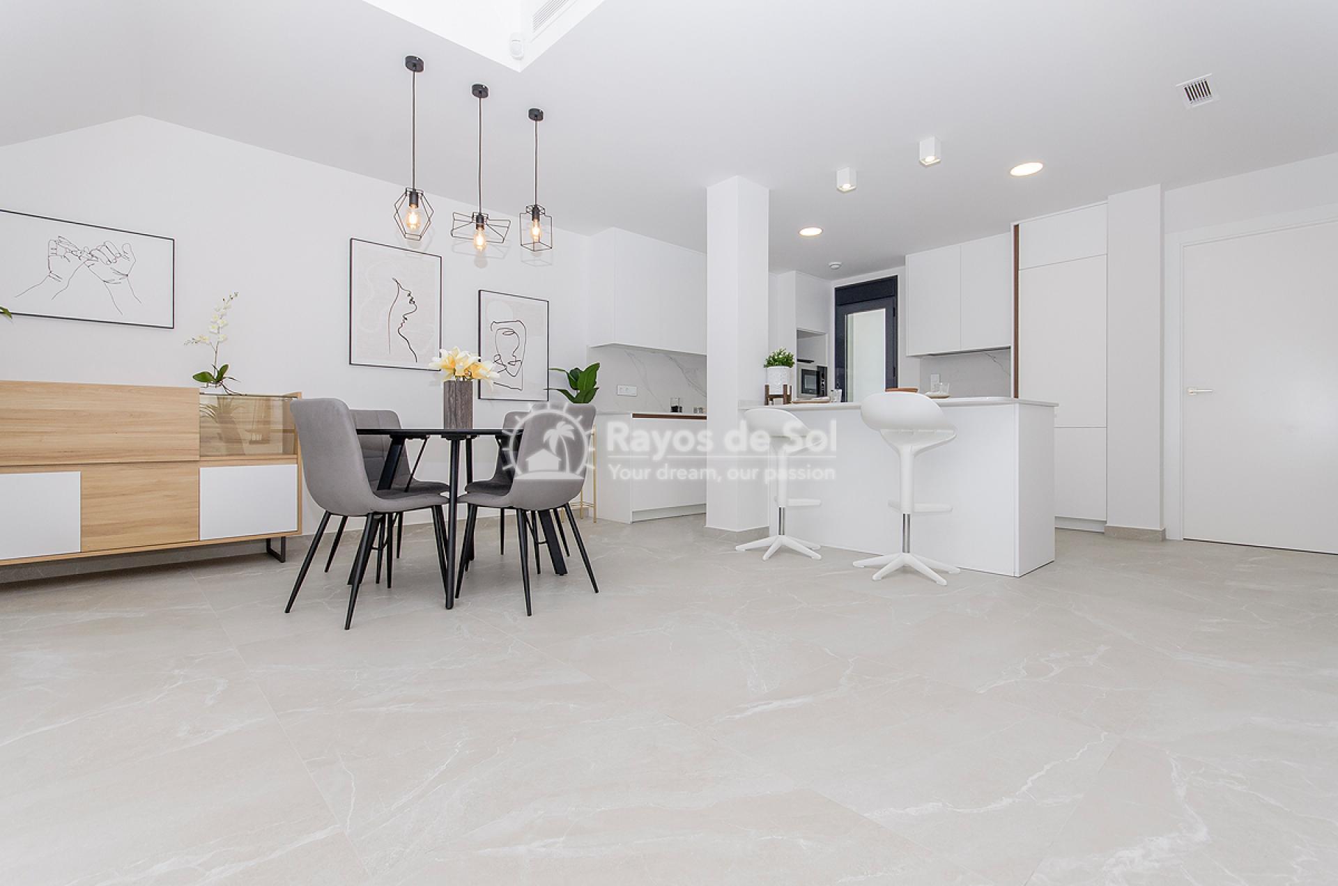 Ground Floor Apartment  in San Miguel de las Salinas, Costa Blanca (bellavista-alto) - 10