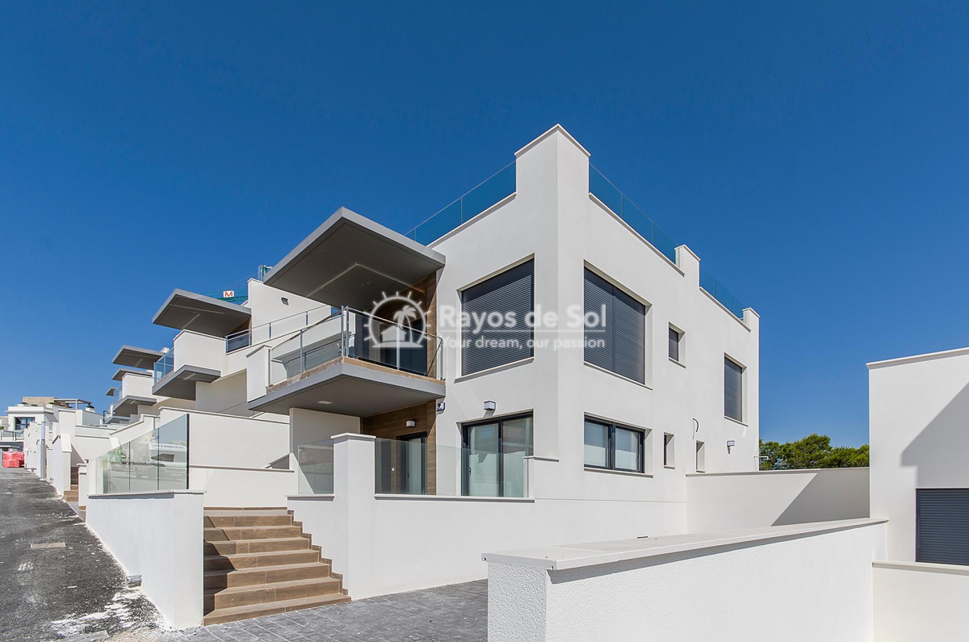Ground Floor Apartment  in San Miguel de las Salinas, Costa Blanca (bellavista-alto) - 1
