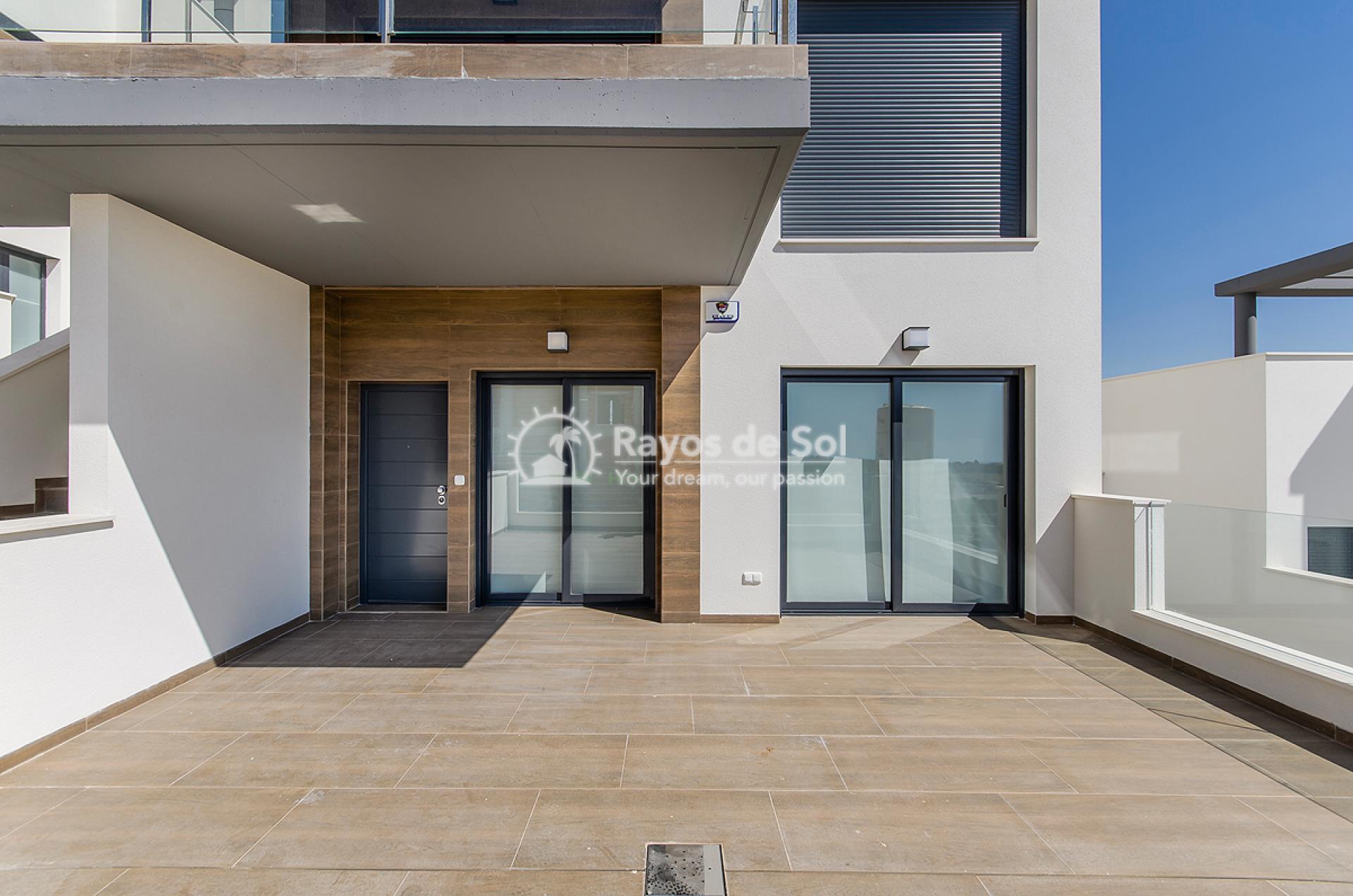 Ground Floor Apartment  in San Miguel de las Salinas, Costa Blanca (bellavista-alto) - 27