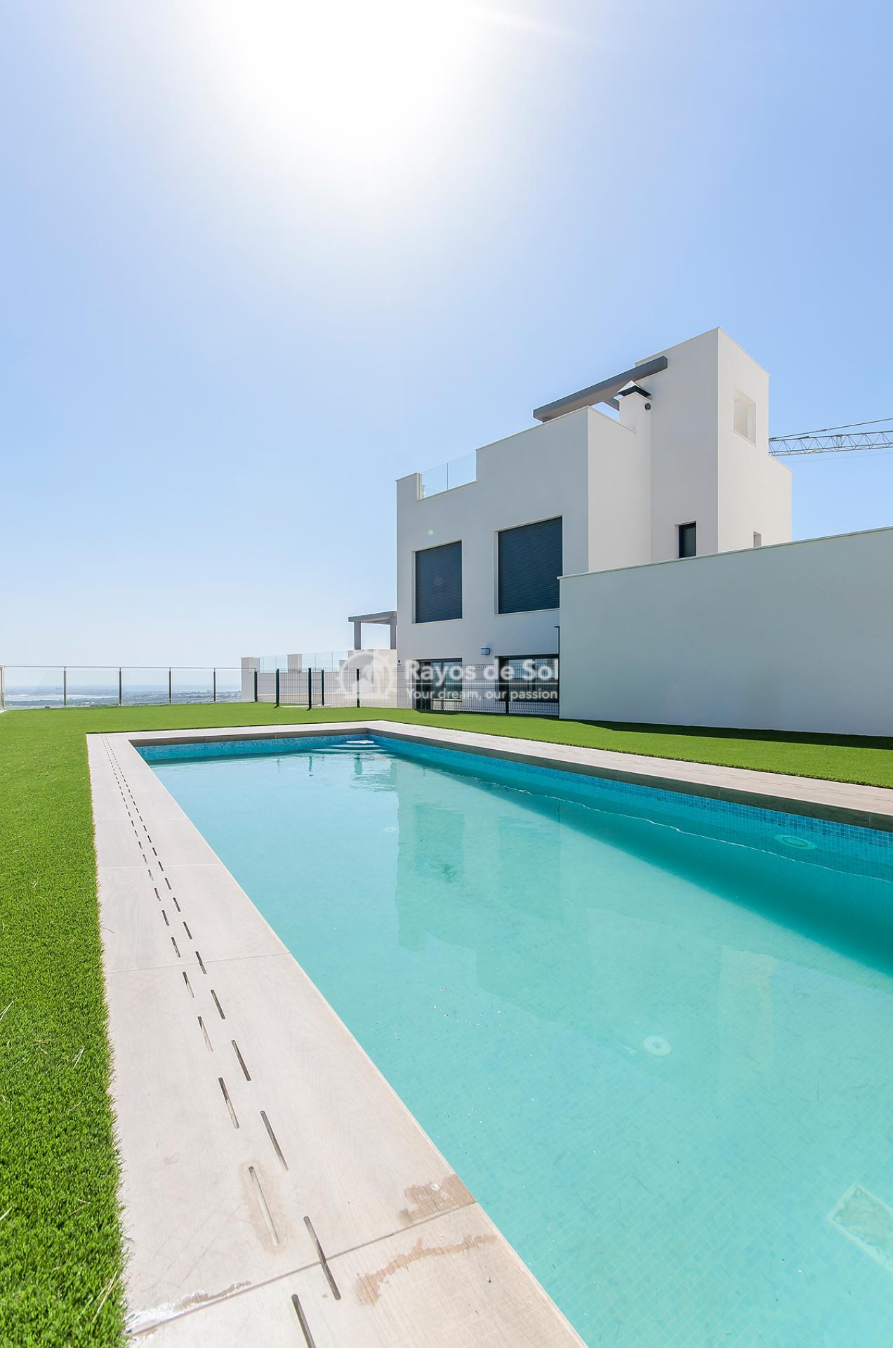 Ground Floor Apartment  in San Miguel de las Salinas, Costa Blanca (bellavista-alto) - 33