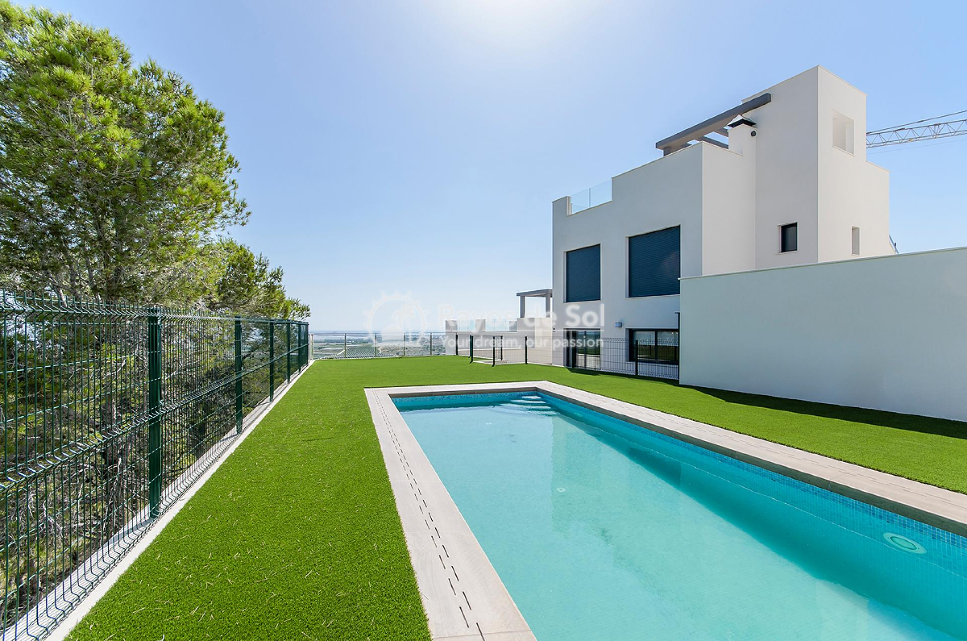 Ground Floor Apartment  in San Miguel de las Salinas, Costa Blanca (bellavista-alto) - 35