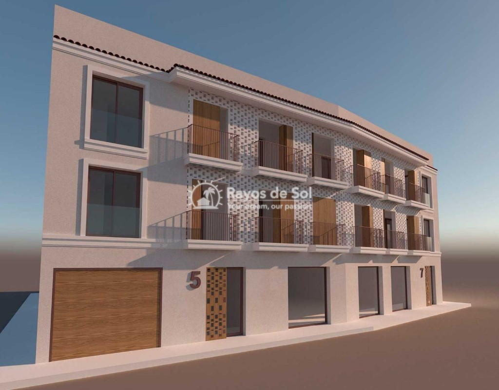 Apartment  in Orihuela, Costa Blanca (residencial-amay) - 1