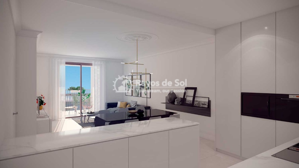 Apartment  in Orihuela, Costa Blanca (residencial-amay) - 3