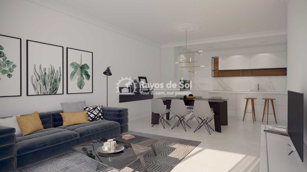 Apartment  in Orihuela, Costa Blanca (residencial-amay) - 2