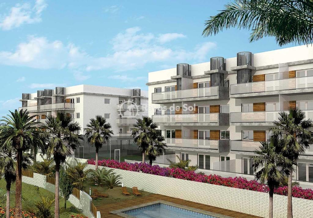 Apartment  in Oliva, Costa Blanca (dunasvictoria-tipo-2d) - 1