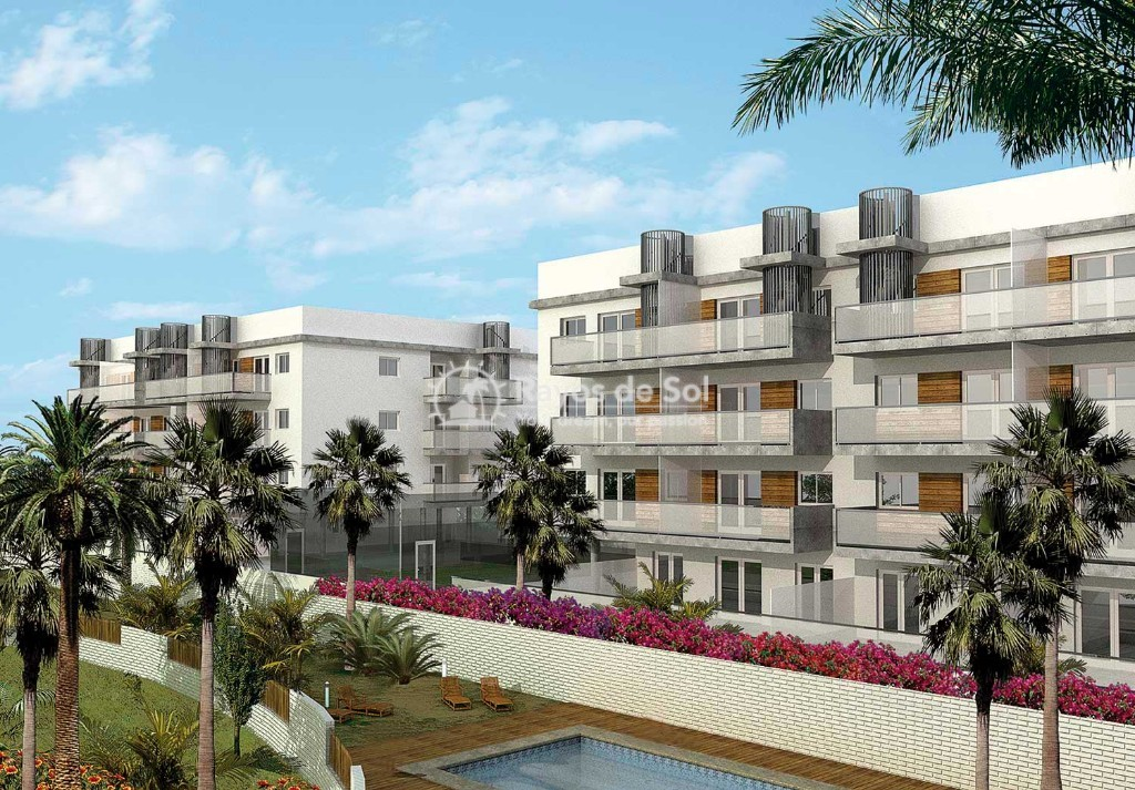 Apartment  in Oliva, Costa Blanca (dunasvictoria-tipo-3d) - 1