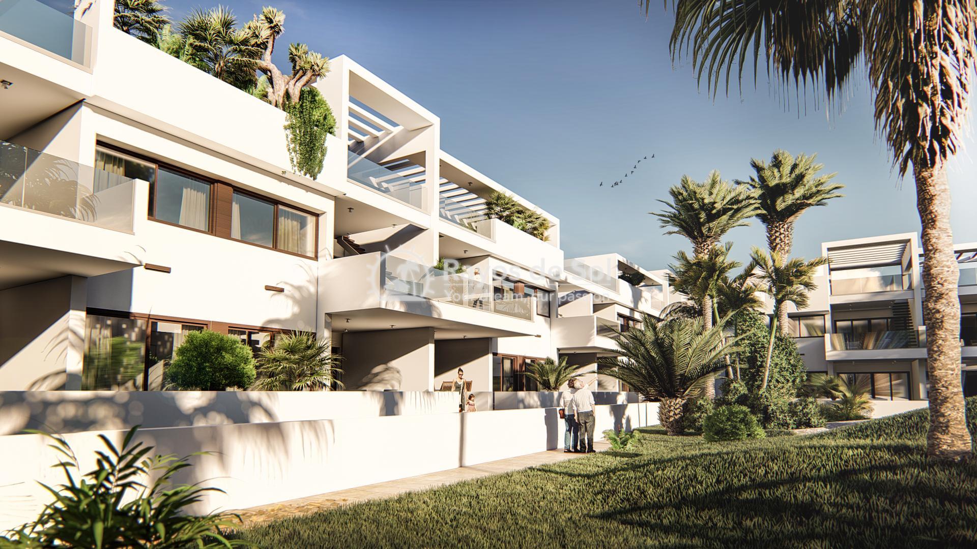 Penthouse  in Torrevieja, Costa Blanca (lagunabeach-bungalow-alto) - 20